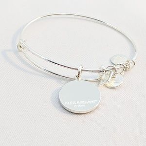 """Alex and Ani Jewelry - Alex and Ani Silver """"Free Spirit"""" Charm Bracelet"""